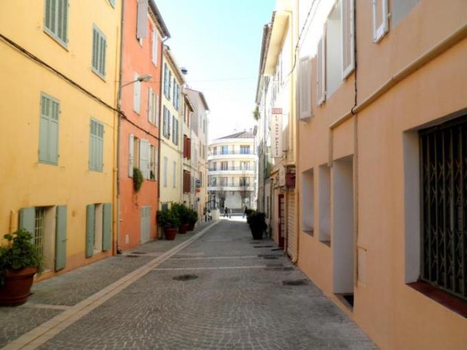 Rue Vincent Allègre Bandol